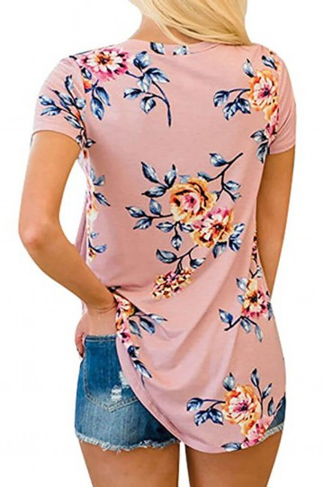 Casual Short Sleeve T Shirts